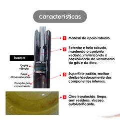 Amortecedor Mola Gás Banco Scania Série 3 90 A 98