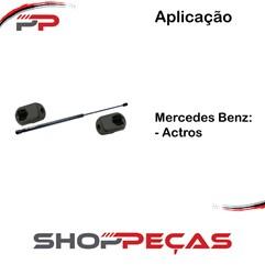 Amortecedor Mola Gás Tampa Do Motor Mercedes Actros