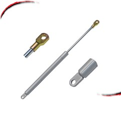 Amortecedor Para Uso Geral 39,3 cm X 26,3 cm Carga 44 Kg