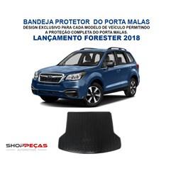 Bandeja Tapete Protetor Do Porta-Malas Forester A Partir 2018