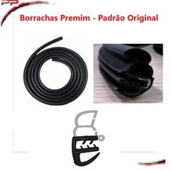 Borracha Porta Aba Larga Corsa Celta Prisma Todos Premium