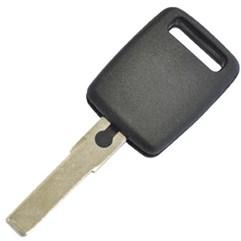 Chave Reserva Audi A4 Com Alojamento Para Transponder