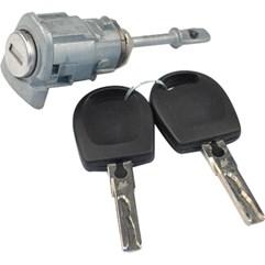 Cilindro Maçaneta Porta Direita Com Chave Saveiro G6