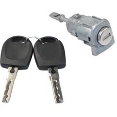 Cilindro Maçaneta Porta Esquerda Com Chave Crossfox