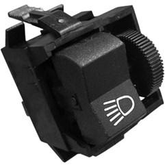 Interruptor Farol De Milha Com Reostato Variant 74 A 82