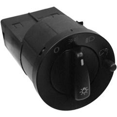 Interruptor Rotativo Luzes Com Reostato Farol Duplo Parati